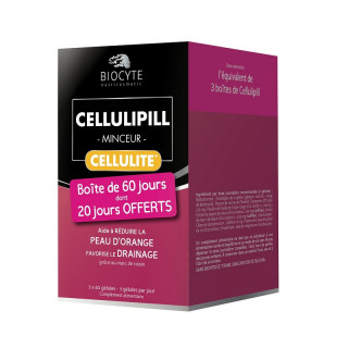 Biocyte Cellulipill Pack - 180 gélules