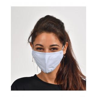 Masque ffp2 cuivre haute protection taille L bleu pastel
