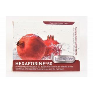 Texinfine hexaporine 50 mg - 45 comprimés