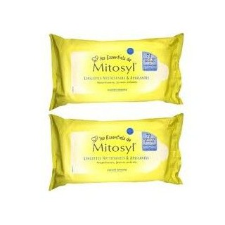 Mitosyl wipes package