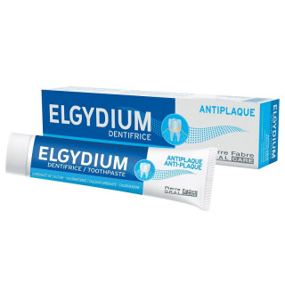 Elgydium Dentifrice Anti-plaque - 75ml