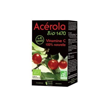 Sante Verte Acerola Bio 20
