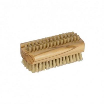Vitry brosse à ongles bois et soie