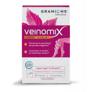 Granions Veinomix - 60 comprimés