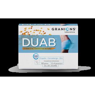 Granions Duab - 20 gélules