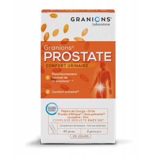 Granions Prostate - 40 gélules