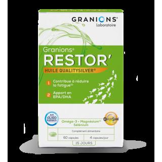 Granions Restor' - 60 capsules