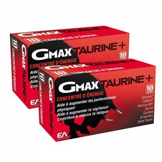 Granions GMAX Taurine+ - Lot de 2 x 30 ampoules