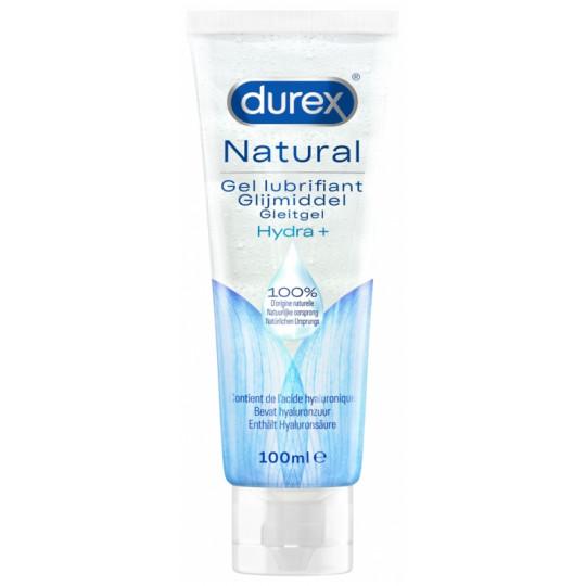 Durex Natural Gel lubrifiant Hydra+ - 100ml