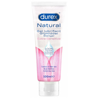 Durex Natural Gel lubrifiant Extra Sensitive - 100ml