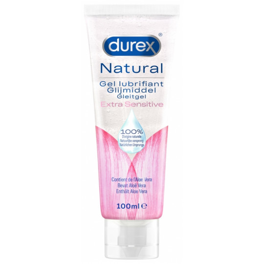Durex Natural Gel lubrifiant Extra Sensitive - 100ml