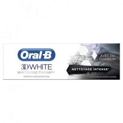Oral B 3D White Dentifrice whitening - 75ml