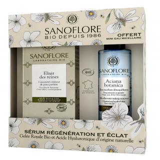 Sanoflore Coffret Élixir des reines certifié Bio