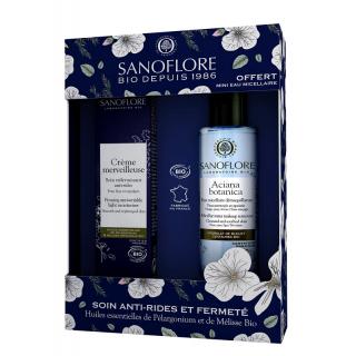 Sanoflore Coffret Crème Légère Merveilleuse certifié Bio