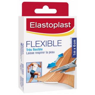 Elastoplast Pansements flexibles - 10 bandes de 10 cm x 6 cm