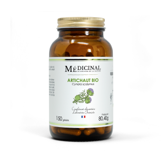 Médiprix Artichaut Bio - 150 gélules