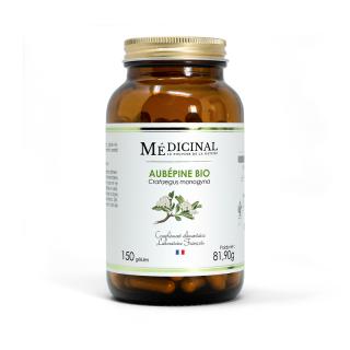 Médiprix Aubépine Bio - 150 gélules