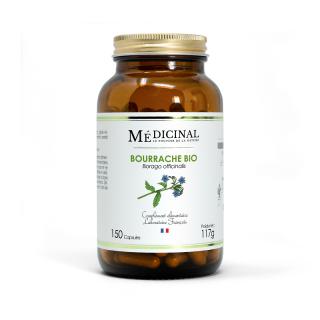 Médiprix Bourrache Bio - 150 gélules