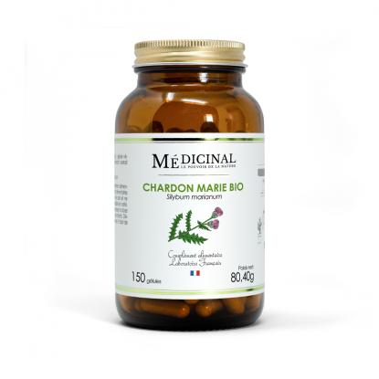 Médiprix Chardon Marie Bio - 150 gélules