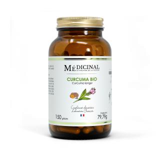 Médiprix Curcuma Bio - 150 gélules
