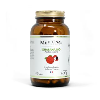 Médiprix Guarana Bio - 150 gélules