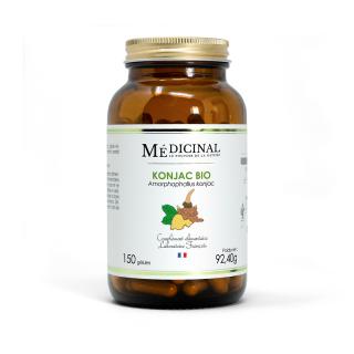 Médiprix Konjac Bio - 150 gélules