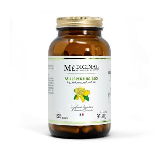 Médiprix Millepertuis Bio - 150 gélules