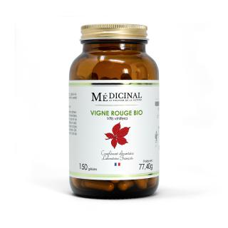 Médiprix Vigne Rouge Bio - 150 gélules