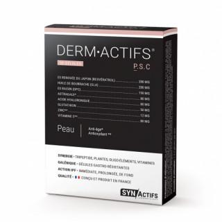 SYNACTIFS DERMActifs peau 30 gélules