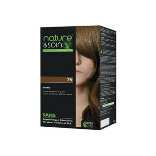 Natur&Soins coloration 7N Blond
