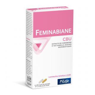 Féminabiane CBU confort urinaire 28 gélules