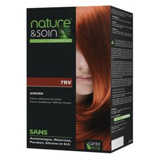 Natur&Soins coloration 7RV Auburn
