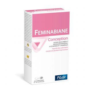 Pilèje Feminabiane Concept tabs et Caps 56