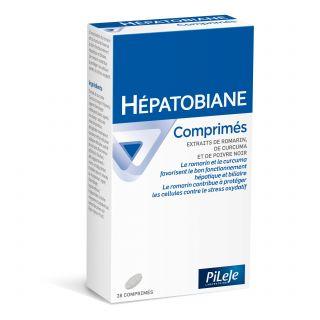 Pileje Hépatobiane - 28 comprimés