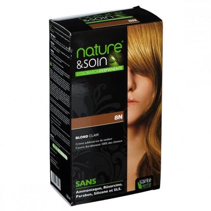 Natur&Soins coloration 8N Blond clair