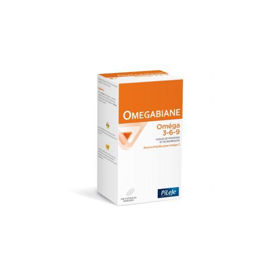 Pileje Omegabiane 3-6-9 - 100 capsules marines