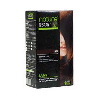 Natur&Soins coloration 5N Chatain clair