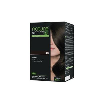 Natur&Soins coloration 4N Chatain