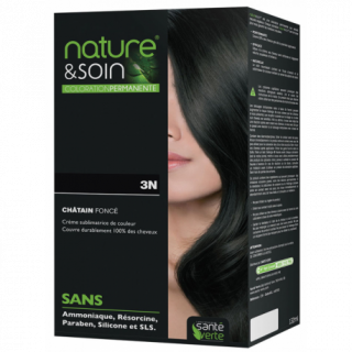 Natur&Soins coloration 3N Chatain foncé