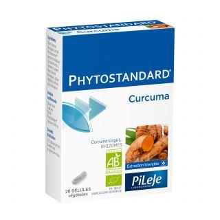 Phytostandard de curcuma 20 gélules