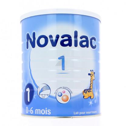 NOVALAC STANDARD 1ER AGE 800G