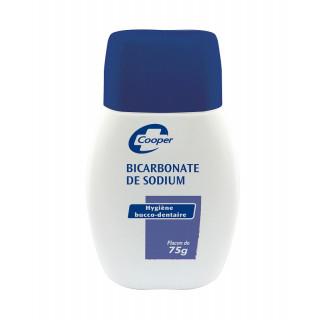 Cooper Bicarbonate de sodium - 75g