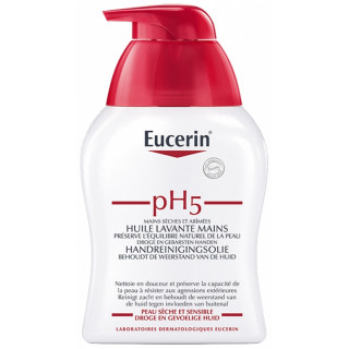Eucerin PH5 Huile lavante mains - 250ml