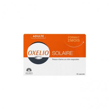 Oxelio solaire 60 capsules