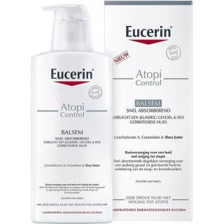 Eucerin AtopiControl Baume - 400ml