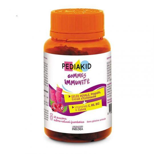 Pediakid Gommes immunité - 60 gommes
