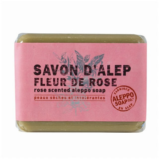 Tadé Savon d'Alep fleur de rose - 100g