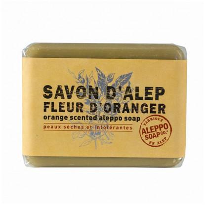 Tadé Savon d'Alep fleur d'Oranger - 100g
