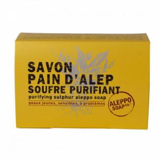Tadé Savon d'Alep surgras soufre purifiant - 150g