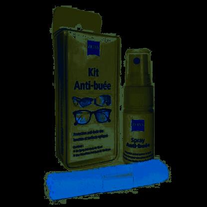 Zeiss Kit spray anti-buée 15ml + 1 tissu microfibre